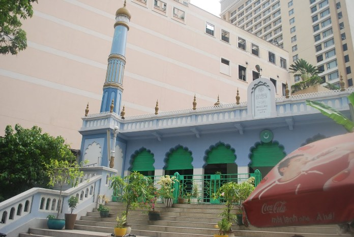 Central Mosque in Ho Chi Minh