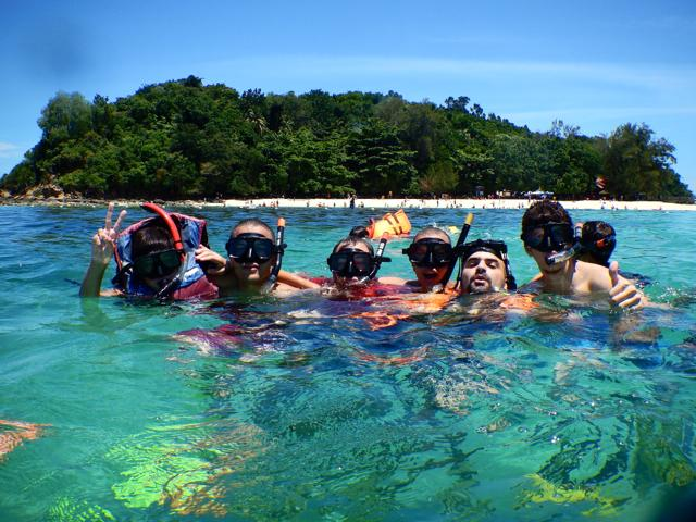 Diving and Snorkeling in Kota Kinabalu