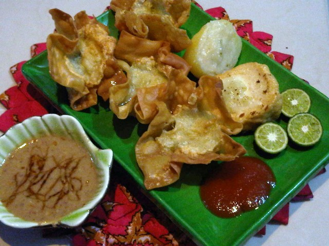 Eating and Drinking in Bandung