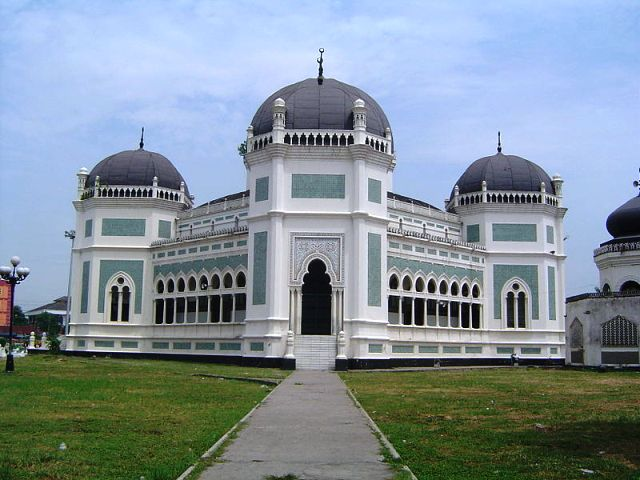 Great Mosque in Medan