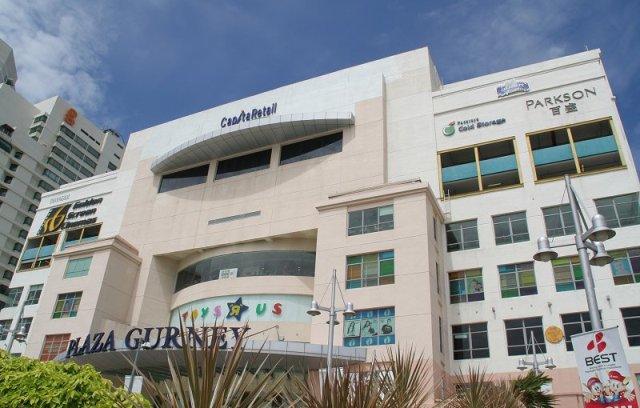 Gurney Plaza in Penang