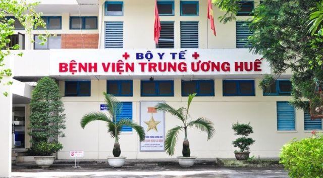 Hospital in Hue