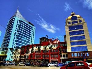 1Borneo Shopping Mall in Kota Kinabalu