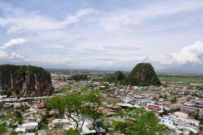 marble mountain, hoi an, vietnam