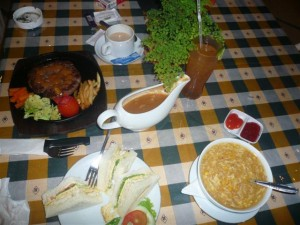 Eating and Drinking in Medan