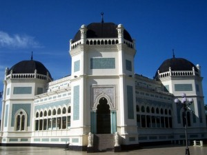 Great Mosque in Medan