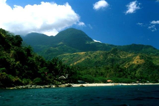 Mount Halcon in Puerto Galera