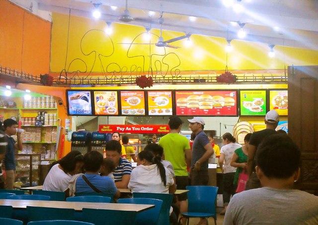 Mushroom Burger in Tagaytay
