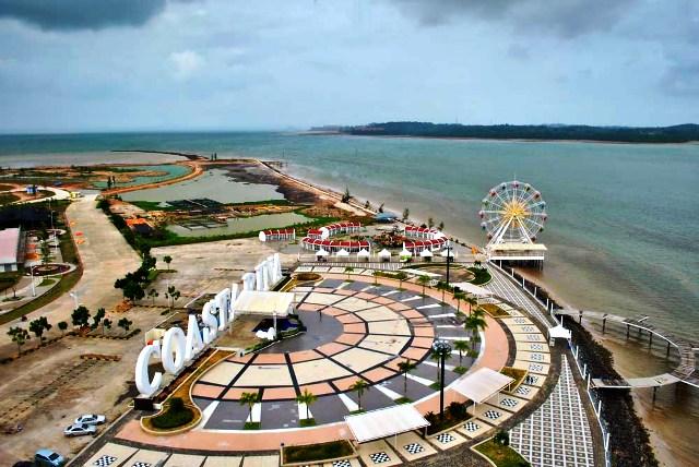 Ocarina Park in Batam Island