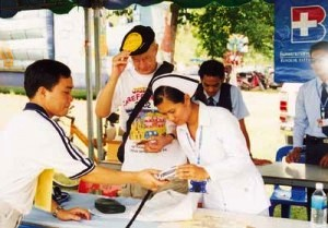 Health in Pattaya