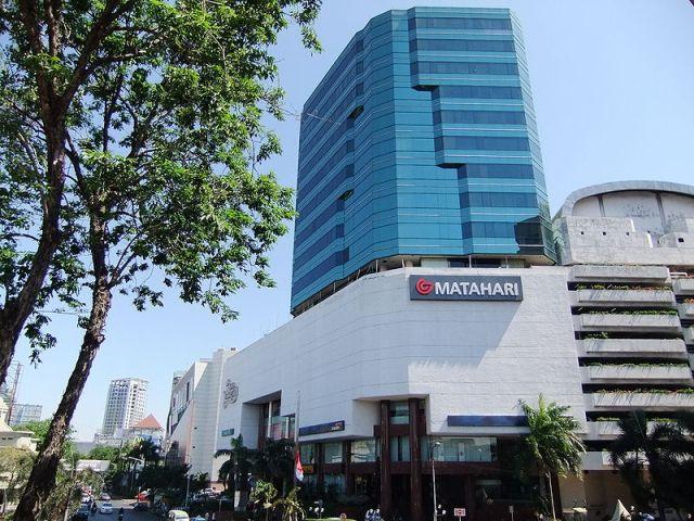 Plaza Tunjungan in Surabaya