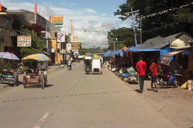 Poblacion in Puerto Galera