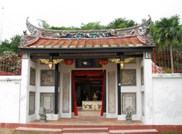 Poh San Teng Temple in Malacca