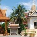Wat Thmey Temple in Siem Reap