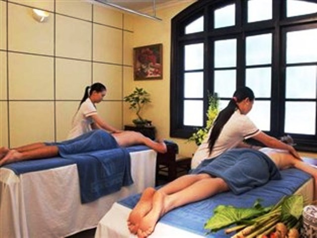 Spa and Massage in Hue