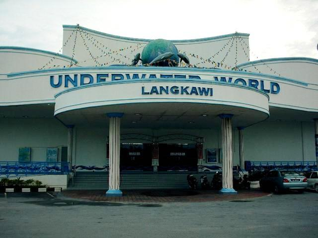 Underwater World in Langkawi