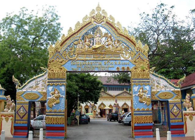 Wat Chaiyamangalaram in Penang
