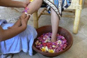 Reflexology Massage in Yogyakarta