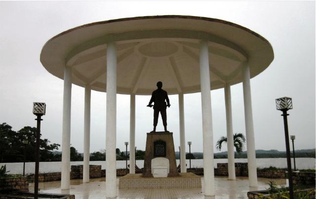 Dagohoy Marker in Bohol