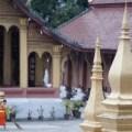 Vipassana Temple in Luang Prabang
