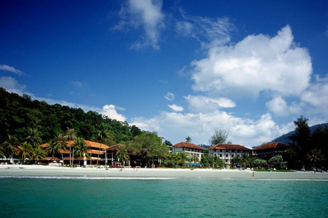 weather in Pangkor Island