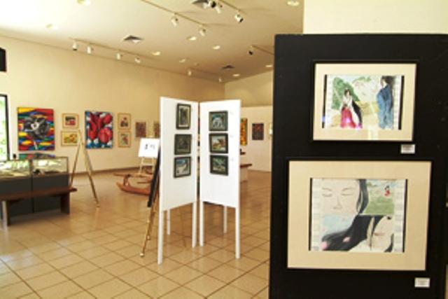 caha gallery