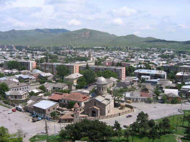 gori - oldest in georgia