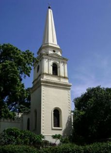 church, chennai, india