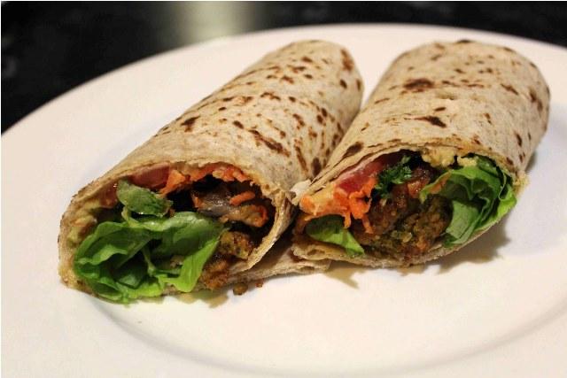 local food, eilat, israel