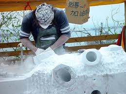 stone culture festival in hualien