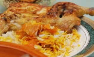 chicken biryani, local food, jeddah, saudi arabia