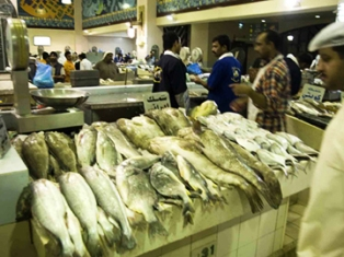 Why You Should Try Eating at the Kuwait Fish Market