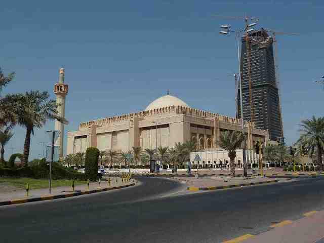 mosque, kuwait