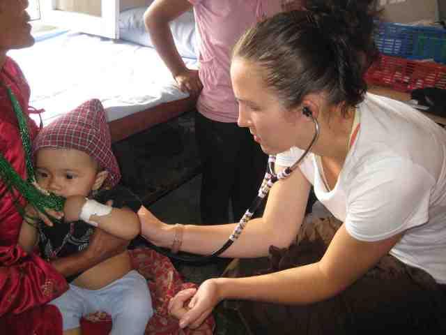 healthcare, nepal