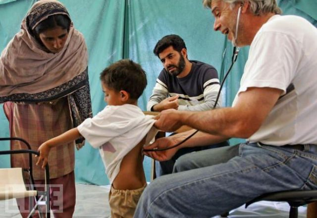 healthcare, pakistan