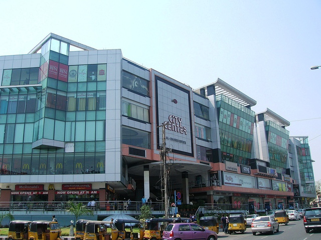 mall. shopping, hyderabad, india