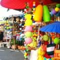 umbrella village, chiang mai, thailand