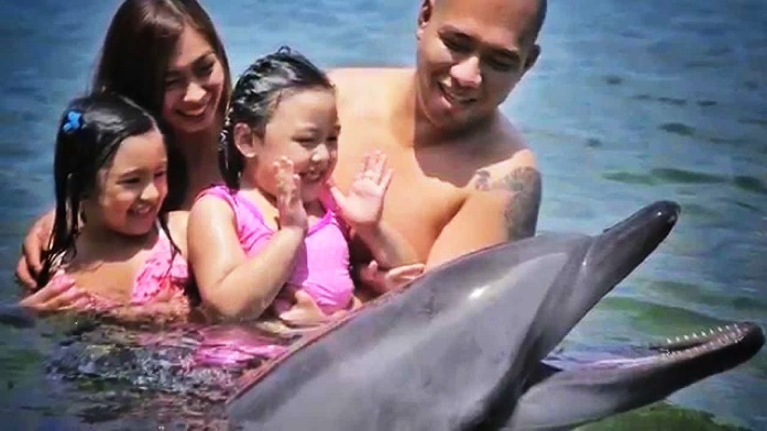 swimming, subic, philippines