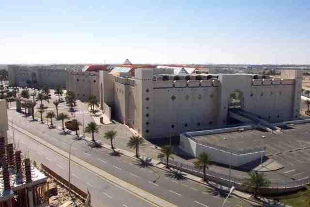mall, shopping center, al khobar