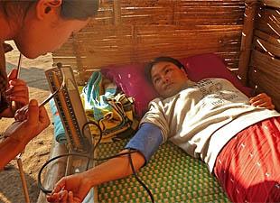 healt care, myanmar
