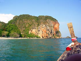 railay, krabi, thailand