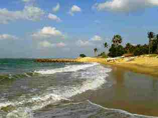 kalpitiya, town, beach, sri lanka
