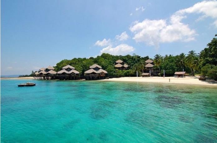 samal, island, davao, philippines