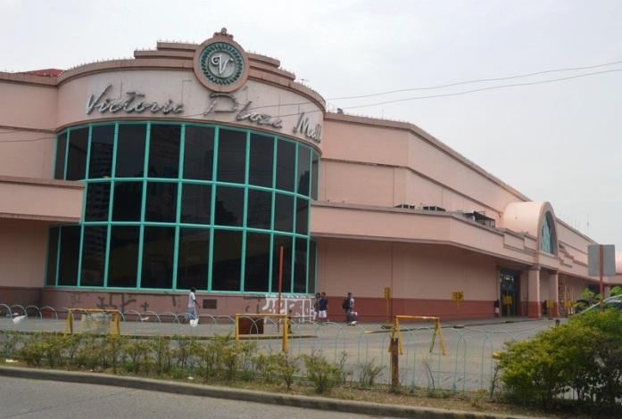 victoria plaza, davao, shopping, philippines