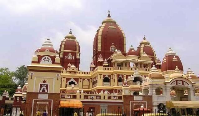 temple, india, new delhi