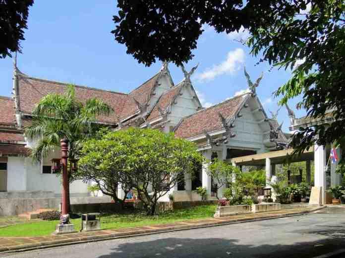 chiang mai national museum, thailand,