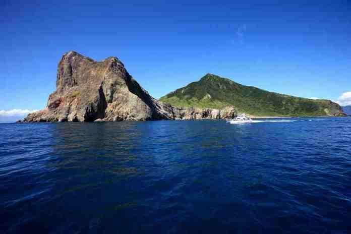 turtle island, taiwan, yilan