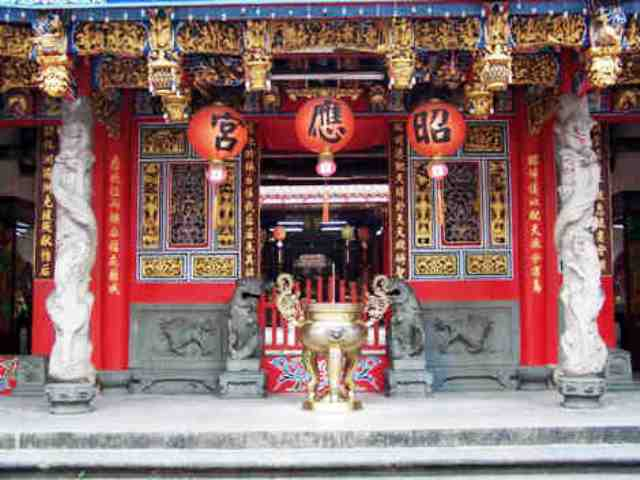 temple, fishermen temple, yilan, taiwan