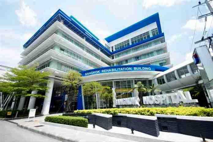 hospital, thailand, bangkok.