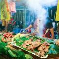 night market, taiwan, hualien